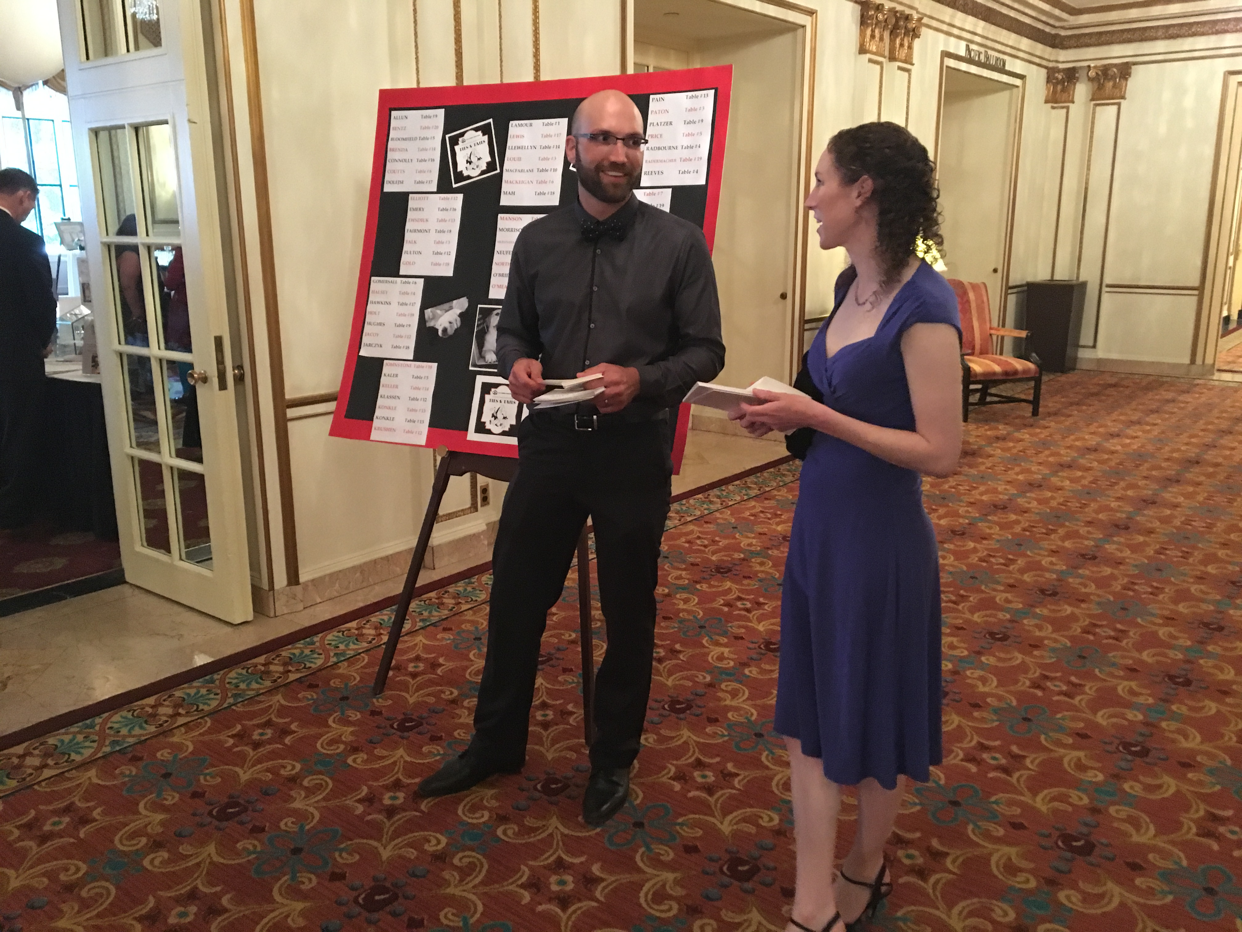12th Annual Ties And Tails Auction Amp Gala Raises Over