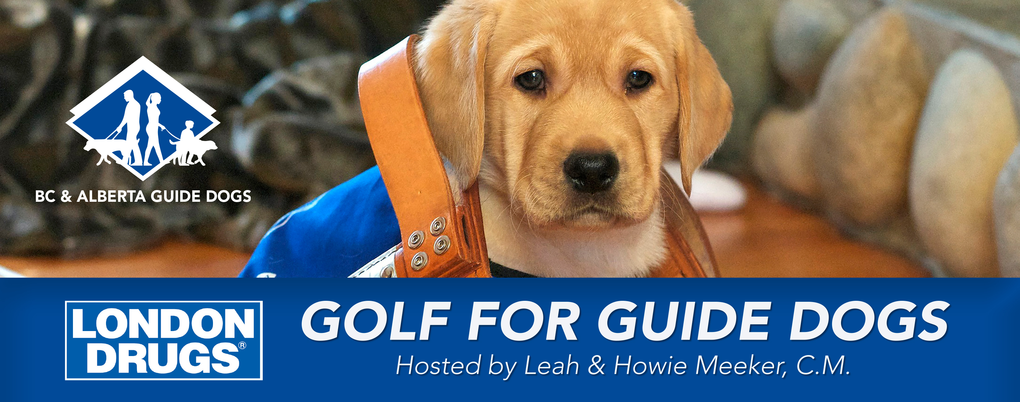London Drugs 19th Annual Golf For Guide Dogs