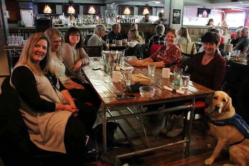 Calgary Volunteer Appreciation Lunch
