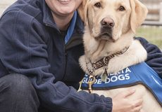 Meet Danielle, our new guide dog mobility apprentice instructor