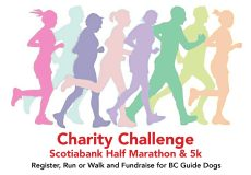 Register for the Scotiabank Charity Challenge