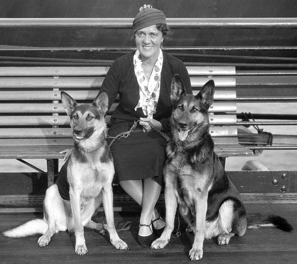 Pioneering women established guide dog movement