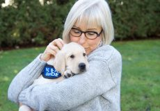 Puppy trainers needed on Vancouver Island