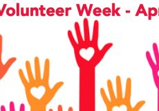 National Volunteer Week: We are nothing without our volunteers