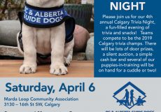 Calgary Trivia Night April 6