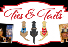 14th Annual Ties & Tails Charity Auction & Gala raises much needed funds for BC & Alberta Guide Dogs