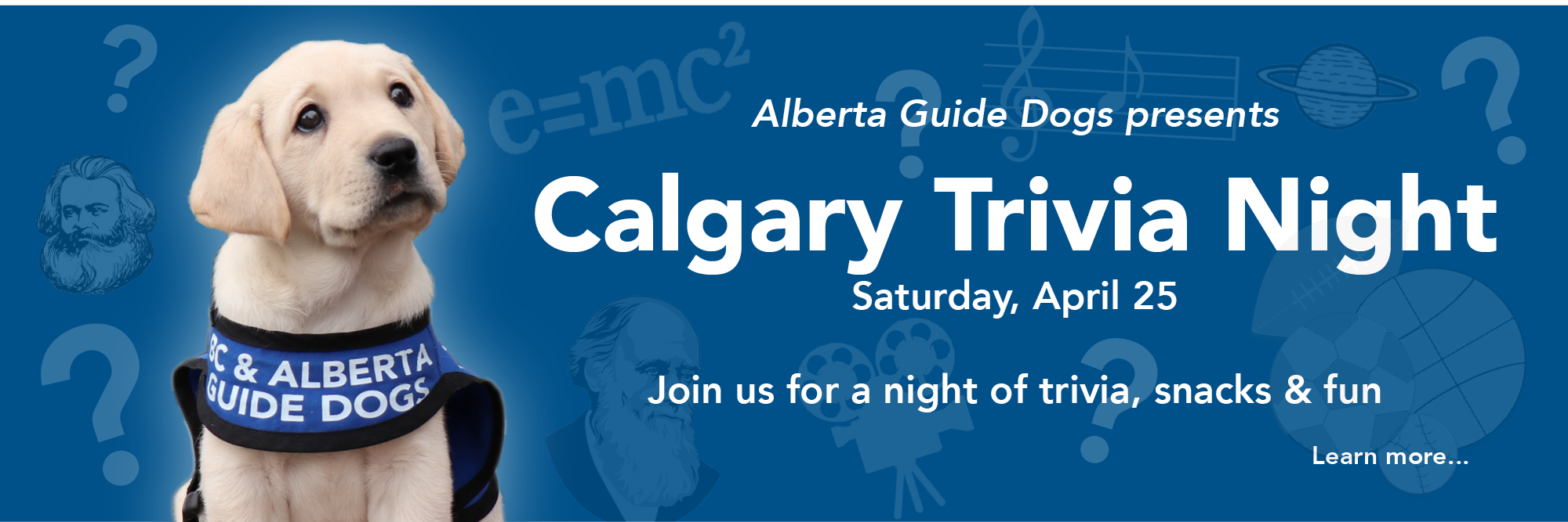 IMPORTANT UPDATE regarding the Calgary Trivia Night