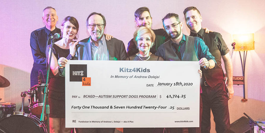 12th Annual Kitz4Kids raises funds for Autism Service Dog Program