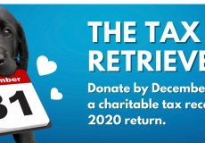 Are you in for your 2020 Tax Retriever?